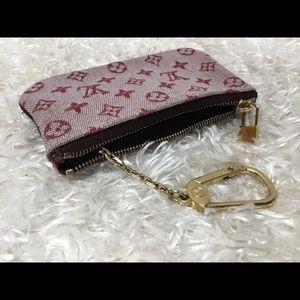 Handbags - Louis Vuitton Mini Lin Cles Coin Purse